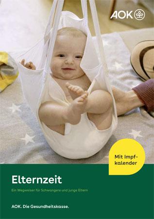 """Broschüre """"Elternzeit"""""""