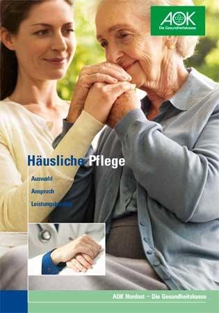 Häusliche Pflege <br>AOK Mecklenburg-Vorpommern </br>