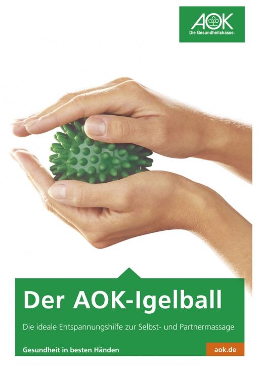 "Faltblatt ""Igelball"""
