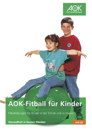 Fitball für Kinder