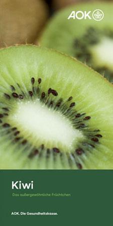 "Faltblatt ""Kiwi"""