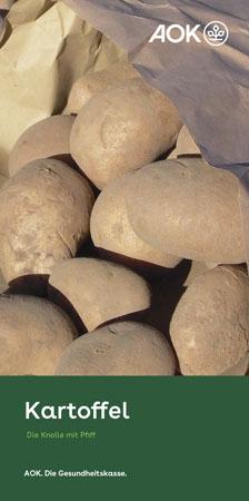"""Faltblatt """"Kartoffel"""""""