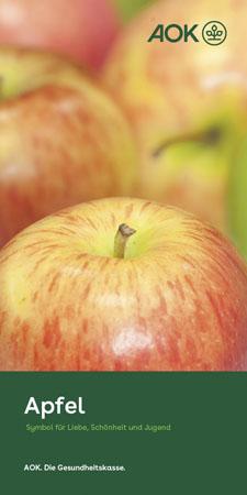 """Faltblatt """"Apfel"""""""