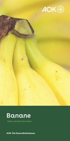"Faltblatt ""Banane"""