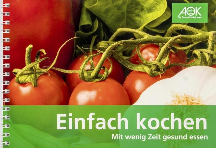 """Kochbuch """"Einfach kochen"""""""
