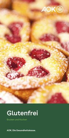 """Faltblatt """"Glutenfrei"""""""