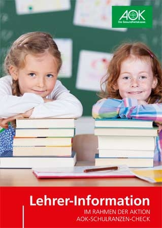 Lehrerinformation - Schlranzen Check