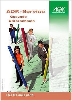 """Poster """"Mitarbeiterbefragung"""""""