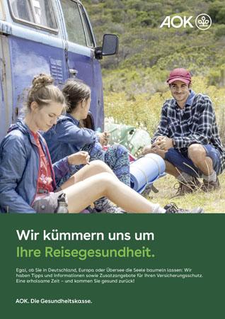 "Poster ""Urlaub 1"""
