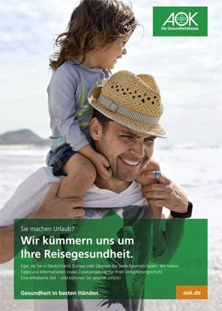 "Poster ""Urlaub 3"""