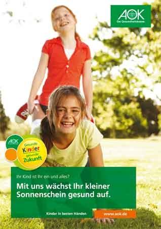 """Poster """"Kinder 4"""""""