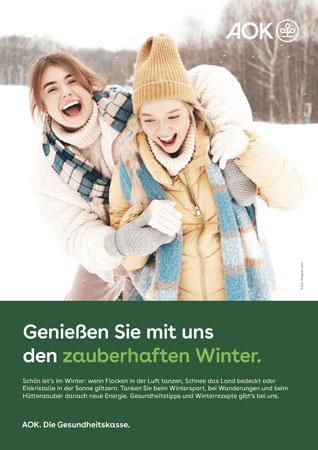 "Poster ""Winter 1"""