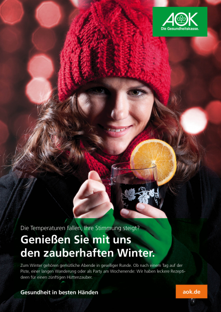"Poster ""Winter 2"""