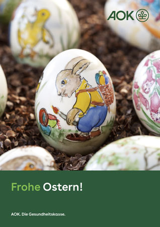 """Poster """"Ostern 2"""""""