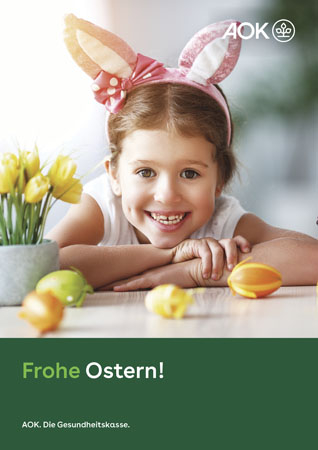 """Poster """"Ostern 3"""""""