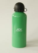Isolierflasche mit Branding
