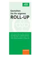 Roll Up Banner individuell
